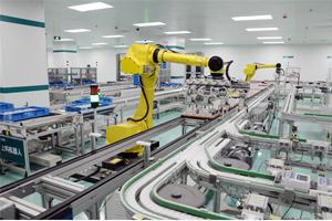中国机器人核心零部件国产化趋势显现