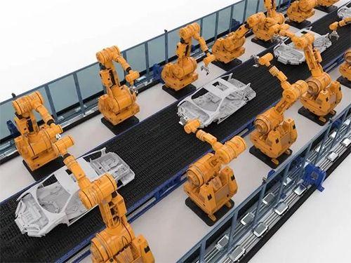 随着改革开放的不断深入,机器人技术的开发与研究得到重视与支持